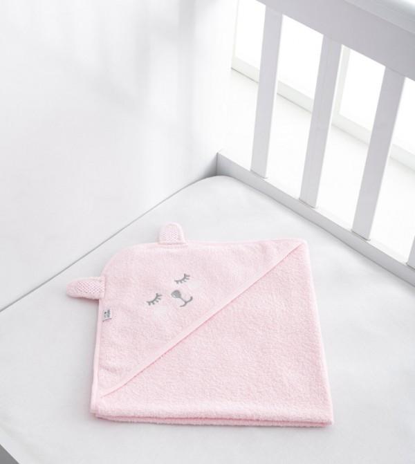 منشفة حمام مطرزة للأطفال