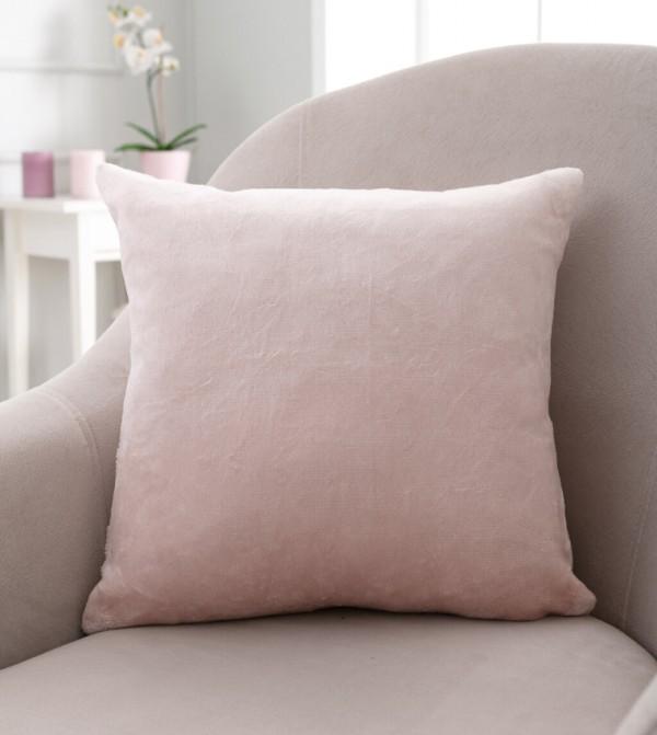 Filled Pillow-Powder Pink