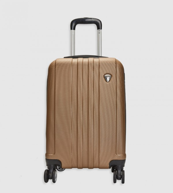 Small Size Suitcase-Bronze