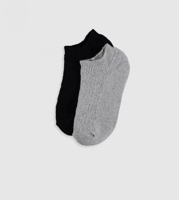 طقم جوارب قطعتين