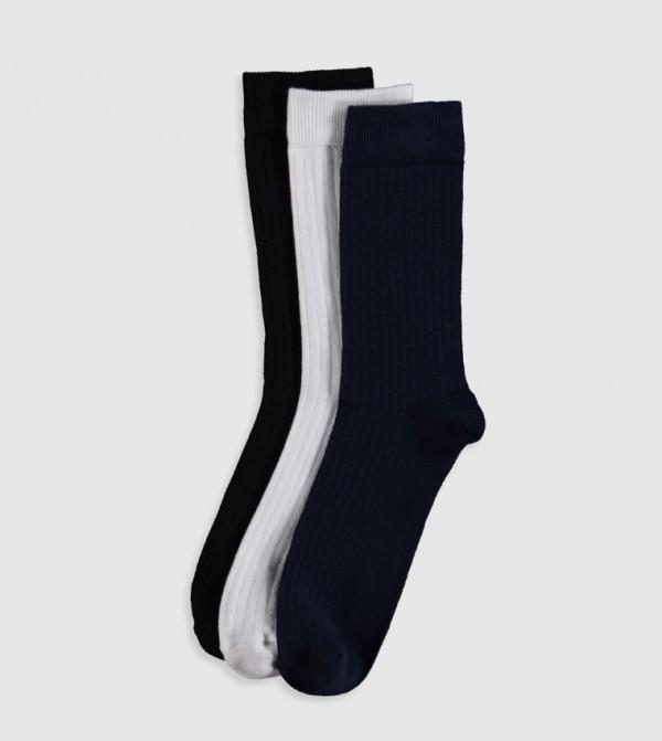 جوارب 3 قطع