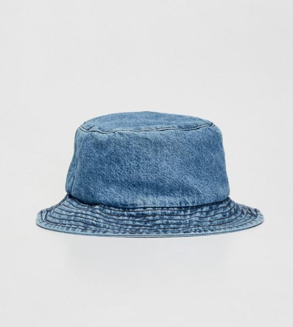 Fisherman Jean Hat-Denim Navy