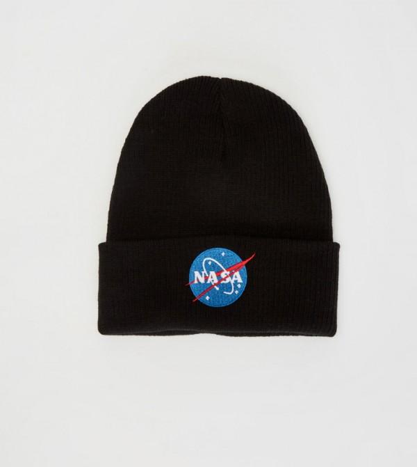 قبعة ناسا تريكو مطرزة