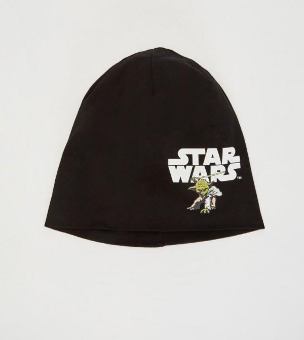 قبعة تريكو مطبّعة بنمط ستار وورز