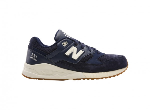 530 Navy Sneakers And Athletics