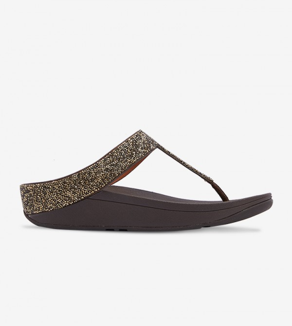 Fino Quartz TP Sandal - Gold