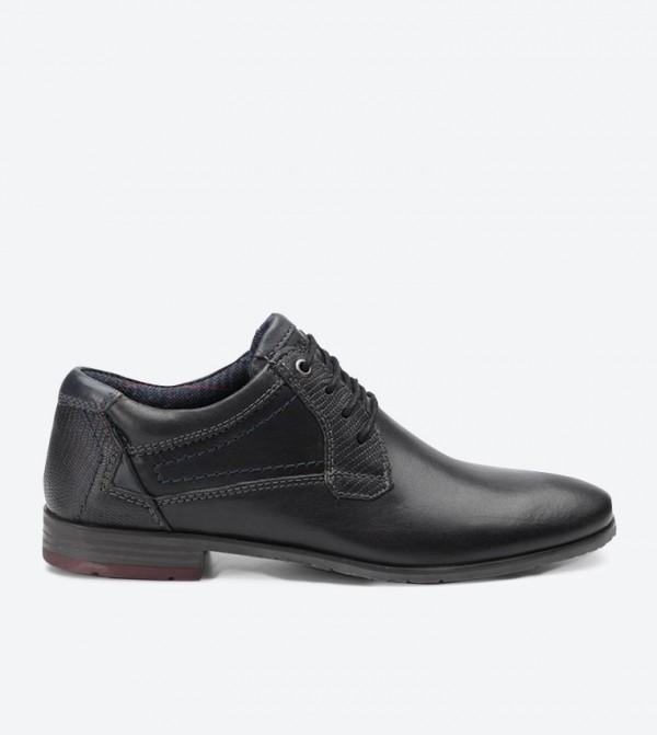 حذاء رسمي بلون أسود