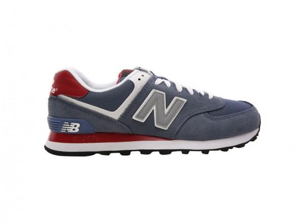 574 Blue Sneakers-ML574CPJ