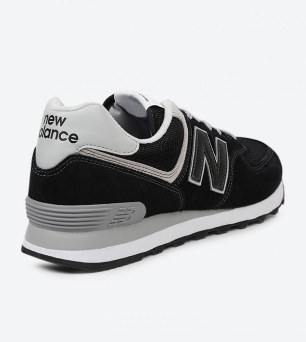 the best attitude cefa0 2ec5d 574 Core Classic Sneakers - Black