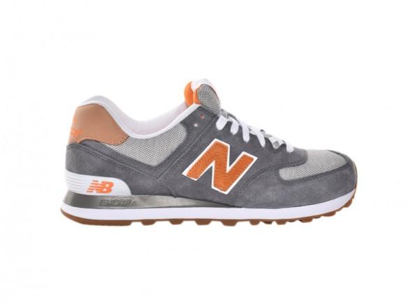 574 Grey Sneakers-ML574PIB