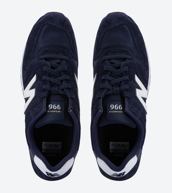 new concept 6c9d0 77263 966 RevLite Lace-Up Sneakers - Navy