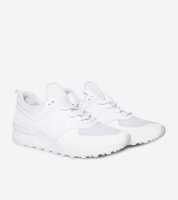 Fresh Foam 574 Sneakers White MS574SWT