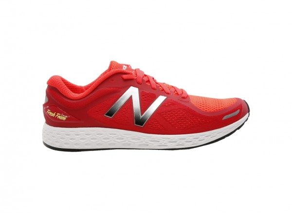Red Sneakers And Athletics-MZANTRS2