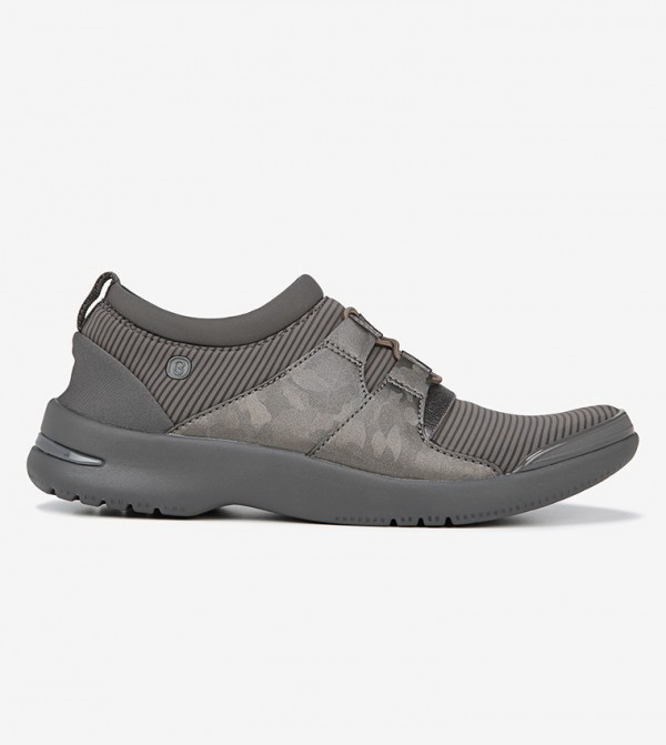 Naanytime Shoes-Dark Grey