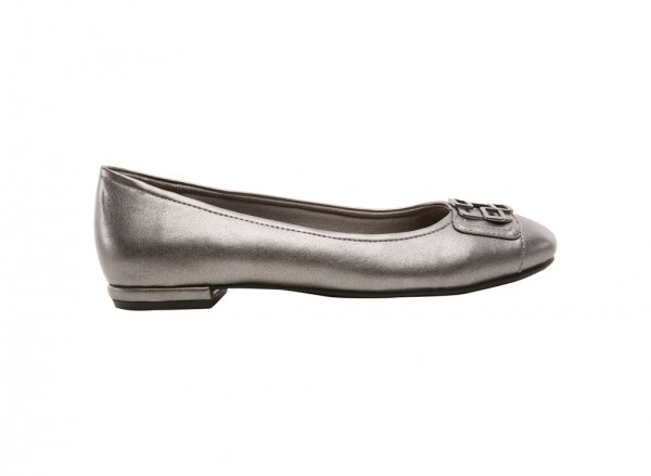 Bombay Grey Ballerinas