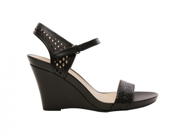 Brealyn Black Wedges