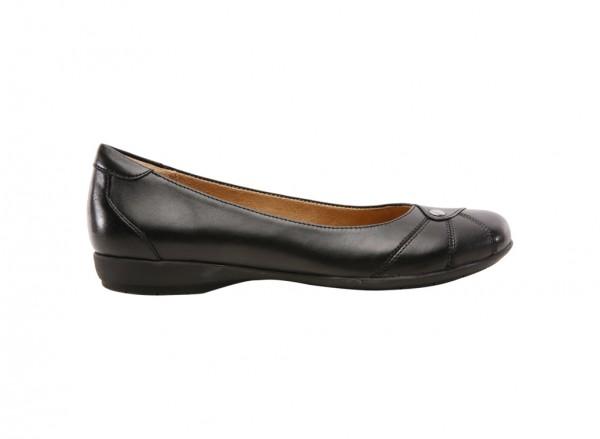Nagarette Black Footwear