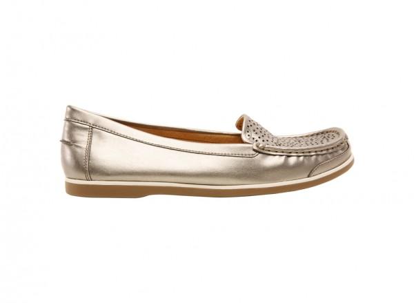 Nahooper Pewter Footwear