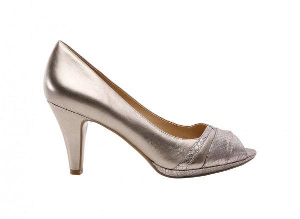 Naintrepid Pewter Footwear