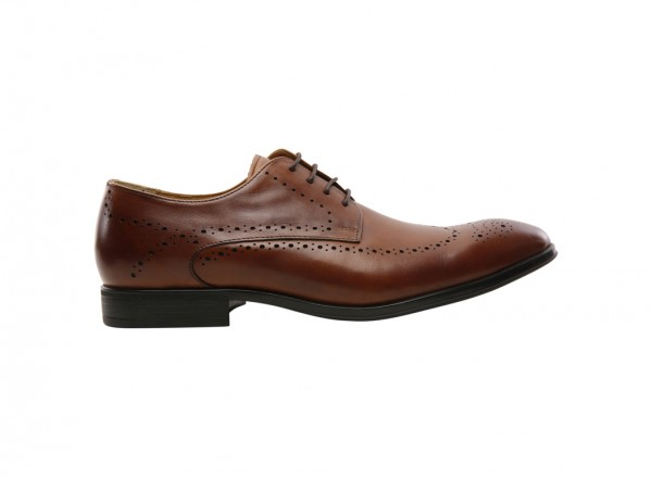 Namfelton Brown Lace-Ups
