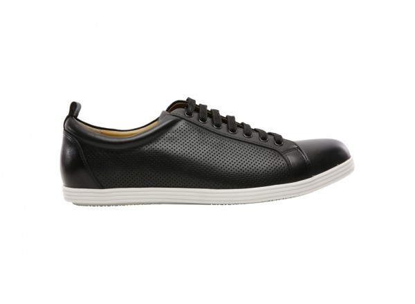 Namrio Black Sneakers & Athletics