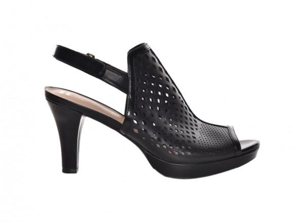 Napola Black Footwear