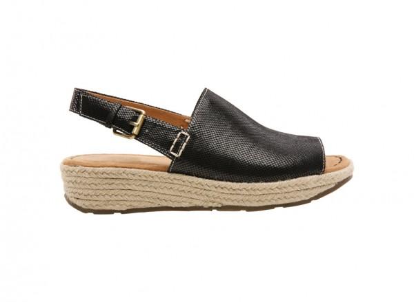 Napralines Black Footwear