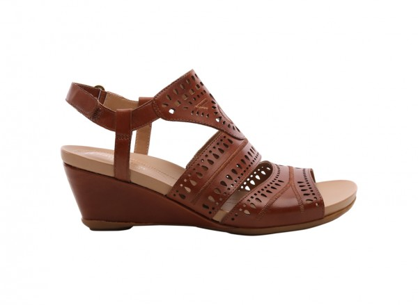 Shaw Brown Sandals