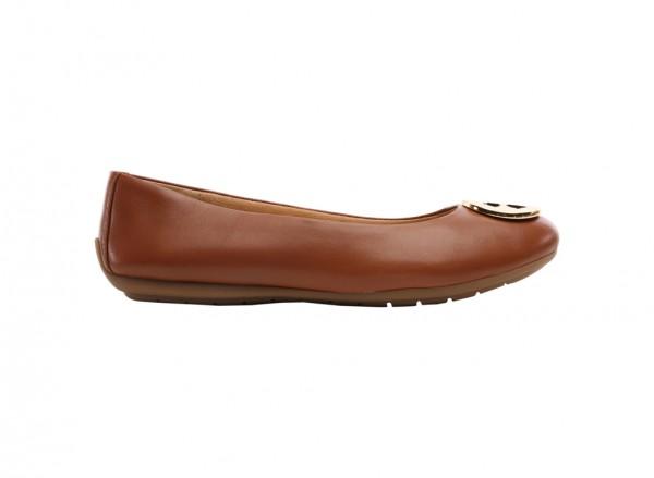 Ulani Brown Slip On