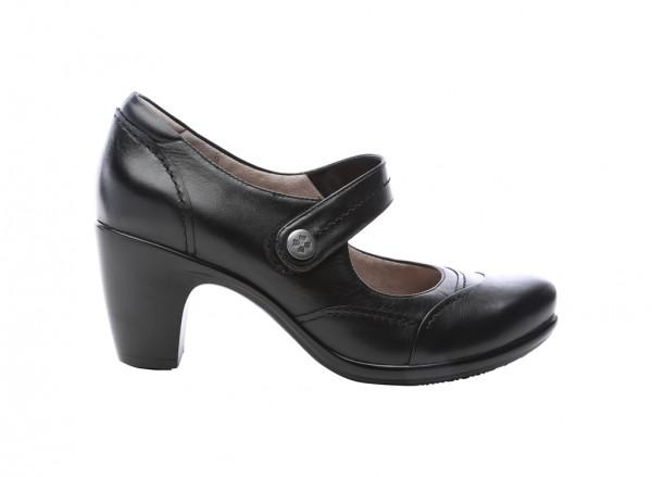 Venue Black High Heel