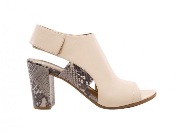 Nazahn Ivory Footwear