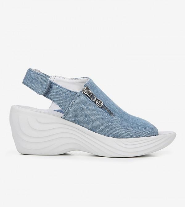 Nazipline Sandals-Blue
