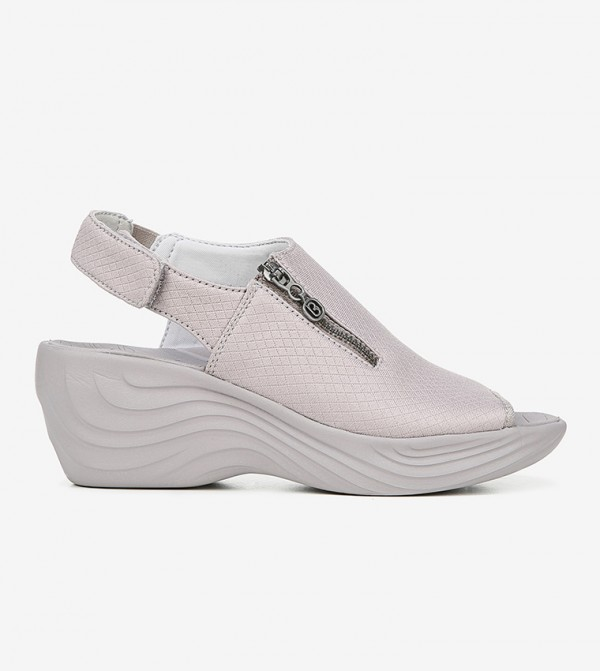Nazipline Sandals-Grey