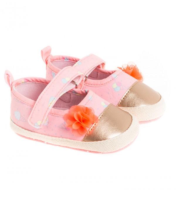 Baby Pre Walker Shoes - Multi