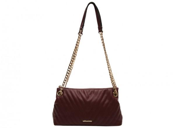 Gabrielle Burgundy Shoulder Bags & Tote