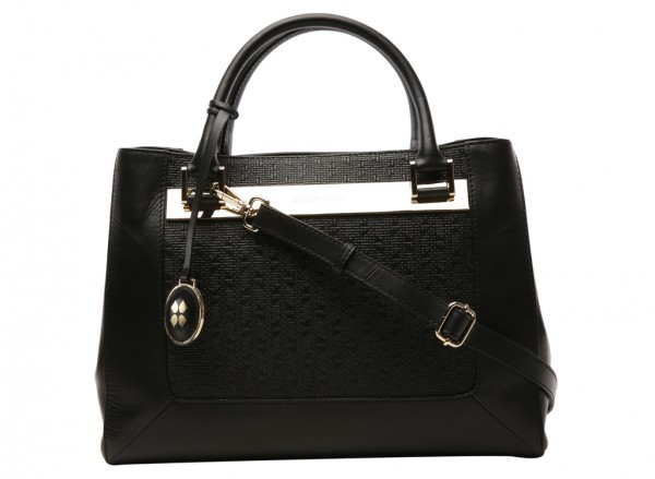 Korra Black Handbag