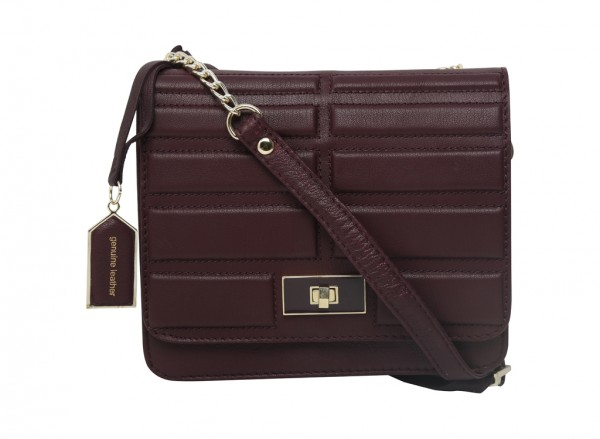 Toto Wine Cross Body Bag