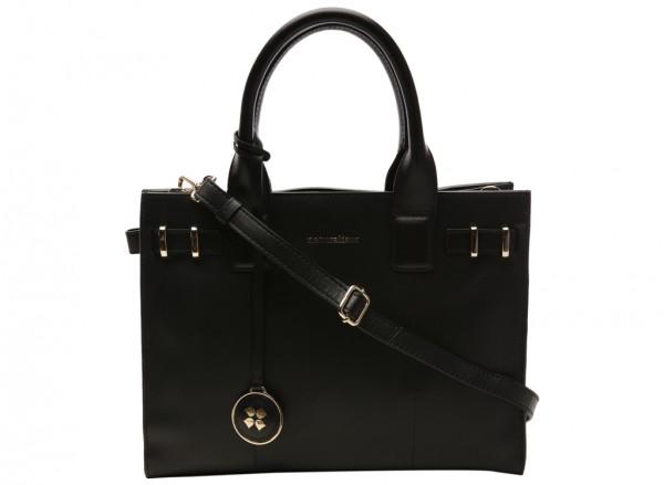 Velma Tote  Handbag Black