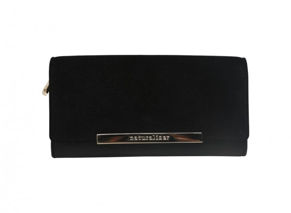 Murre Black Wallet