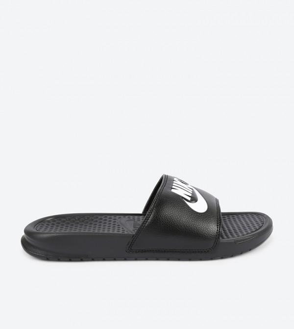 best sneakers cd47c 16126 Benassi JDI Slides - Black - NIKE343880-090