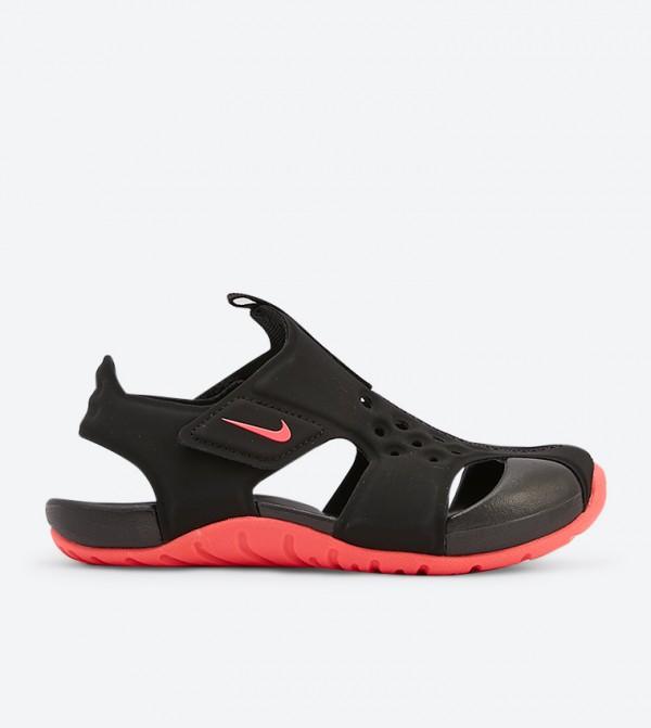 Sunray Protect 2 Velcro Strap Closure Sandals - Black - NK943826-003
