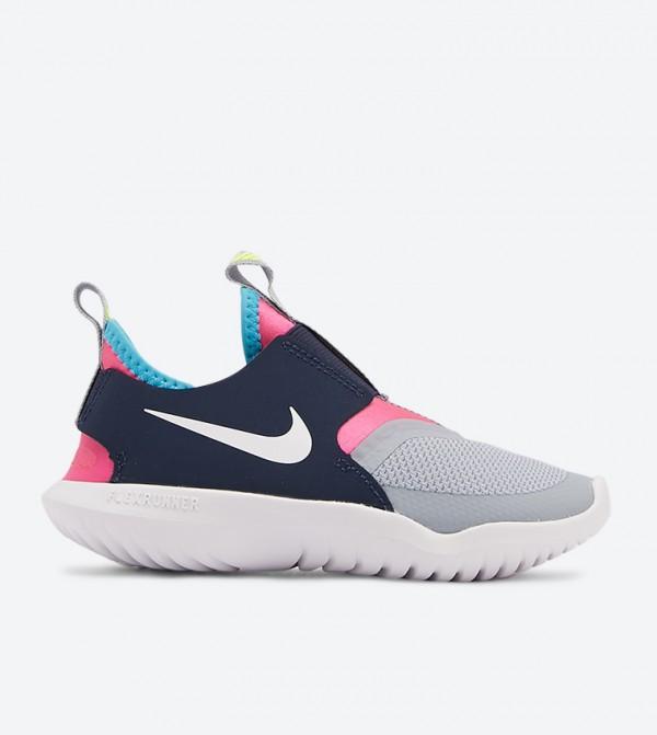 Flex Runner Ps Round Toe Sneakers - Multi