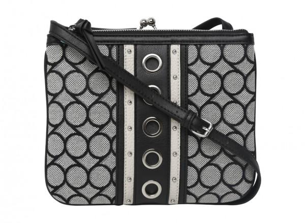 Jaya Grey Cross Body Bag