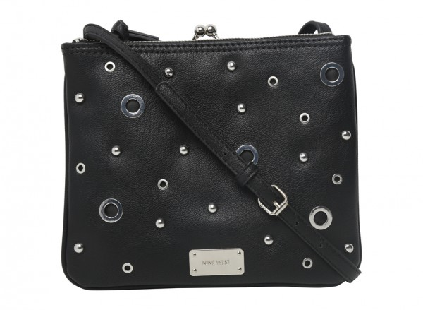 Jaya Black Cross Body Bag