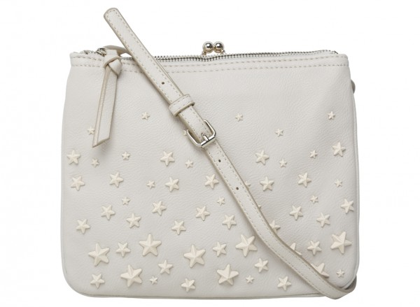 Jaya Cream Cross Body Bag