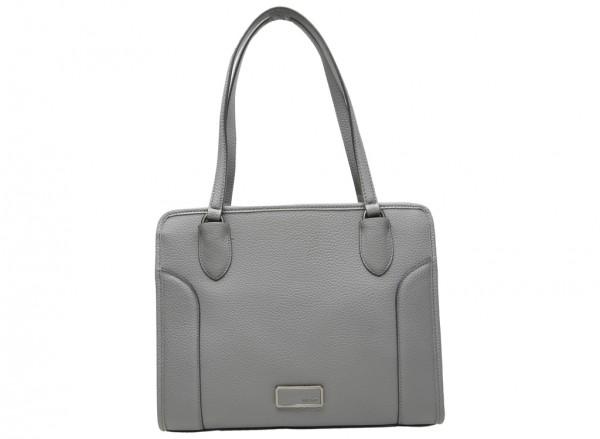 Suit R Carr Grey Satchels & Handheld Bags