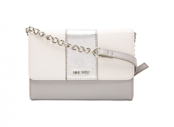 Table Alek White Cross Body Bags