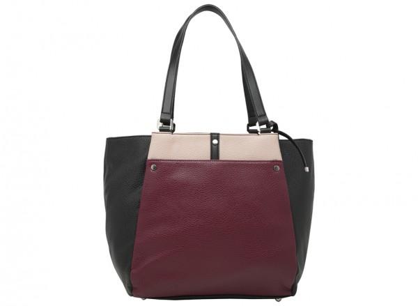 Pockets A Plenty Maroon Shoulder Bags