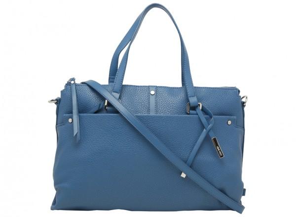 Pockets A Plenty Blue Satchels & Handheld Bags