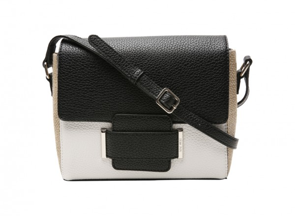 Out Of Pocket Natural Cross Body Bag